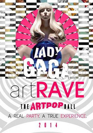 artpop ball lady gaga concert tour