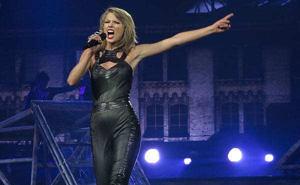 taylor swift 1989 world tour concert setlist
