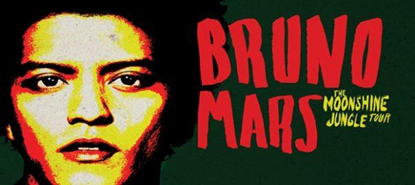 bruno mars set list moonshine jungle tour