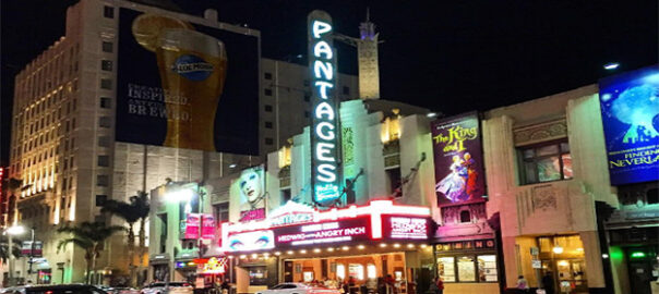 Pantages Theatre Hollywood Seating Guide Great Views