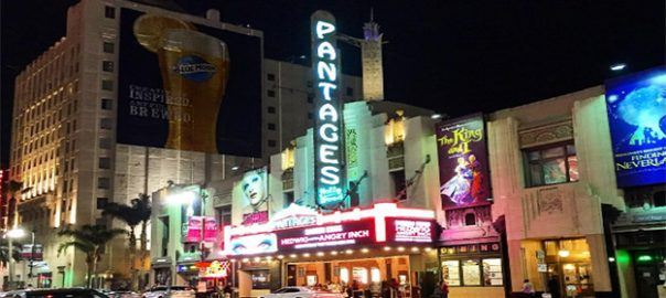 pantages theatre hollywood seating chart guide