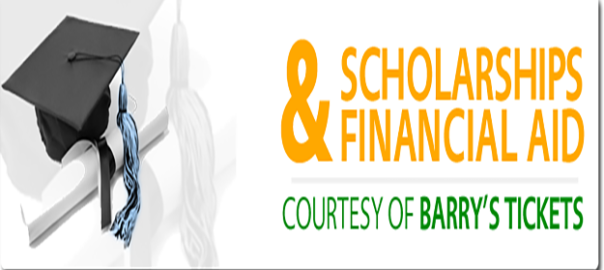 Faith Bosede Wins Barry's Tickets Scholarship for June 2016