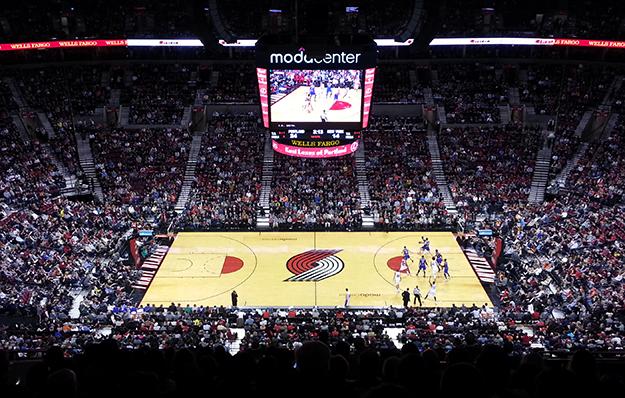 Portland Trail Blazers Fan Appreciation Night