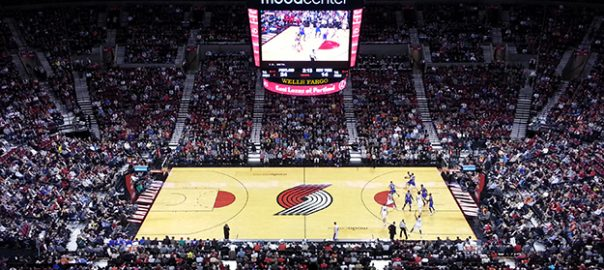 Portland Trail Blazers Fan Appreciation Night