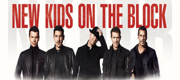 new kids on the block setlist the total package tour