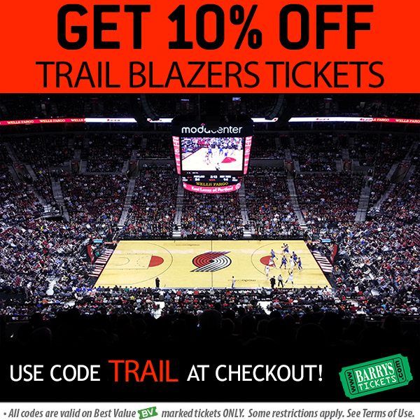 discount sale classic fit cheap for sale How much are tickets to a Portland Trail Blazers game?