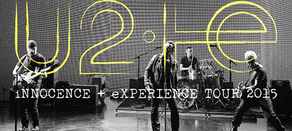 U2 Setlist Innocence Experience Tour 25 Amazing U2 Songs