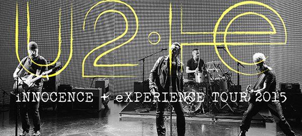 u2 setlist innocence experience tour