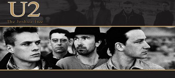 U2 The Joshua Tree Tour Setlist 19 Sensational U2 Songs