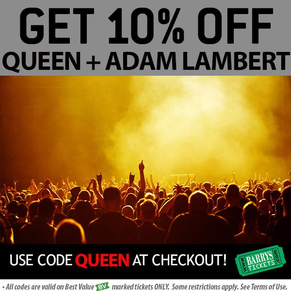 queen tickets discount code