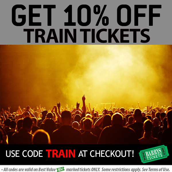 train tickets hollwyood bowl discount code