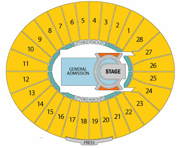 how much are u2 tickets at the rose bowl may 2017