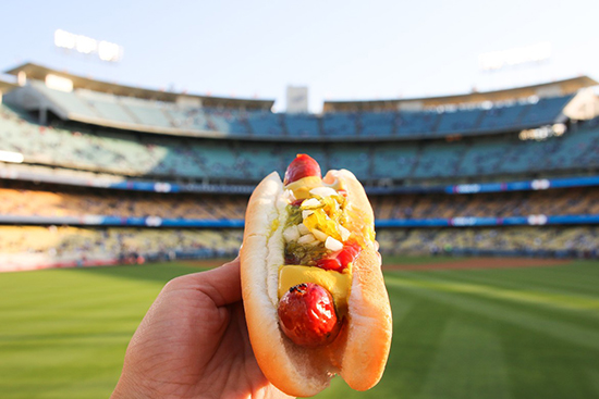 All you can eat Dodger Tickets