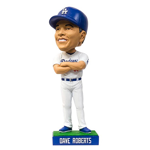 dave roberts dodgers 2017 bobblehead