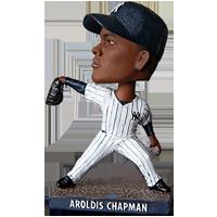 Aroldis Chapman Yankees Bobblehead Giveaway Games