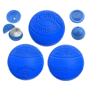 Chicago Cubs Ice Mold