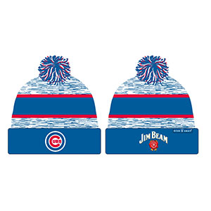 Cubs Knit Beamie