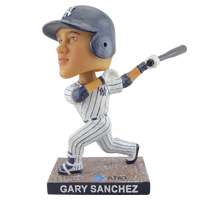 Gary Sanchez Bobblehead Game 2017