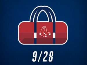 Red Sox Gym Bag Giveaway