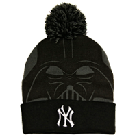 Star Wars(tm) Night - Darth Vader Yankees Knit Cap