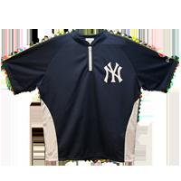 Yankees Replica Batting Practice Pullover Night
