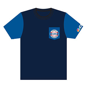 Chicago Cubs t-shirt giveaway