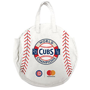 Cubs Youth Baseball Tote Bag