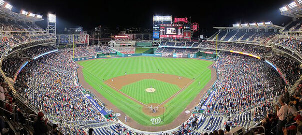 Nationals Bobblehead 2017 Giveaway Games (Great Promotions)