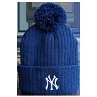 Yankees Knit Cap Giveaway game