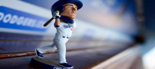 Cody Bellinger Bobblehead Night Giveaway Dodger Stadium