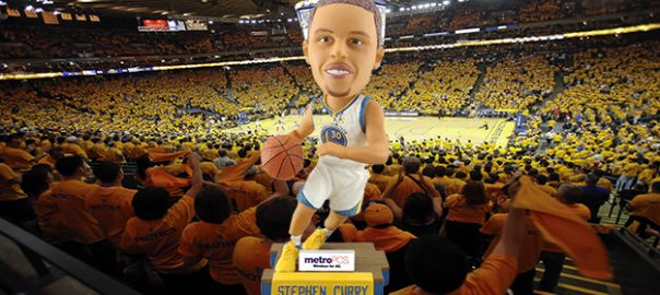 Stephen Curry Bobblehead Nights