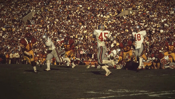 Pasadena Rose Bowl 1973
