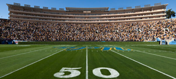 Where are the best places to sit at the Pasadena Rose Bowl?