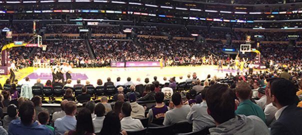 Where Are The Best Seats For A Los Angeles Lakers Game