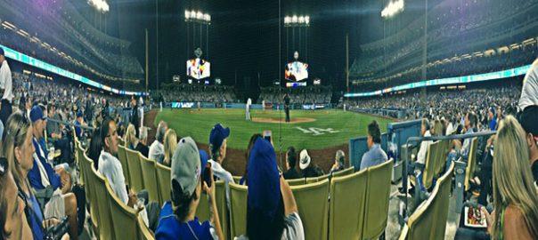 Tour of Dodger Stadium