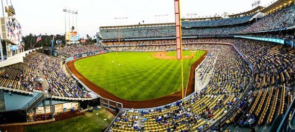 Dodger Stadium home run seating guide