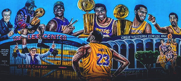 10 Most Memorable Moments in Los Angeles Lakers History
