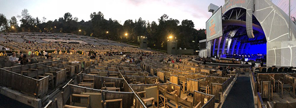 Hollywood Bowl Concert Best Seats