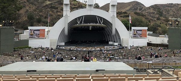 Guide to the Best Hollywood Bowl Seats - and the Types
