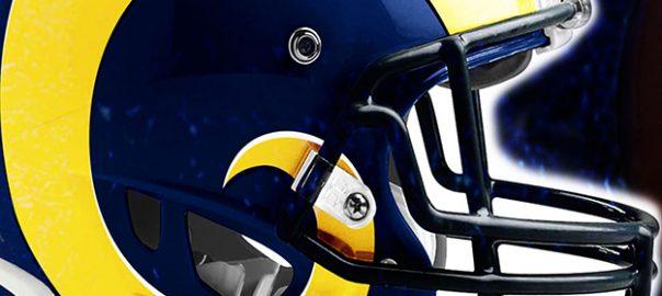 LA Rams football