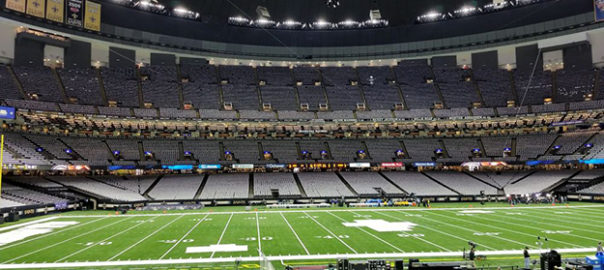 College Football Championship Mercedes-Benz Superdome
