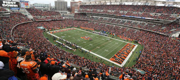 Who do the Bengals play in 2020?