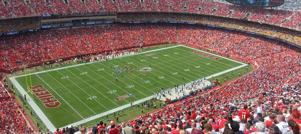 Who do the Chiefs play in 2020?