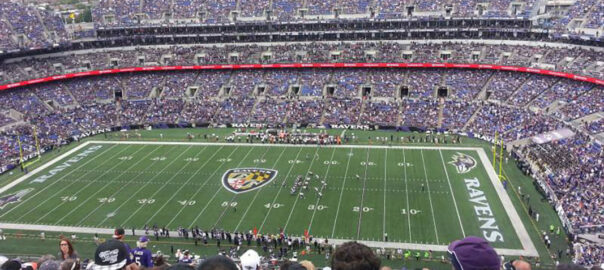 Who do the Ravens Play in 2020?