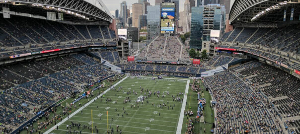 Who do the Seahawks play in 2020?