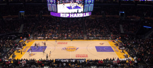 Do Lakers Games Sell Out