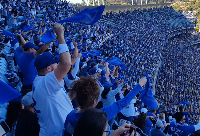 How much does it cost to go to a Dodger game?