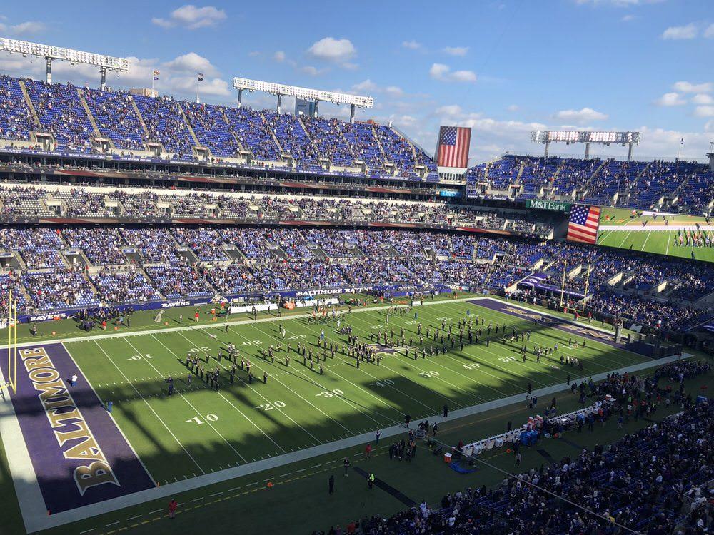 Baltimore Ravens Playoff Game Tickets