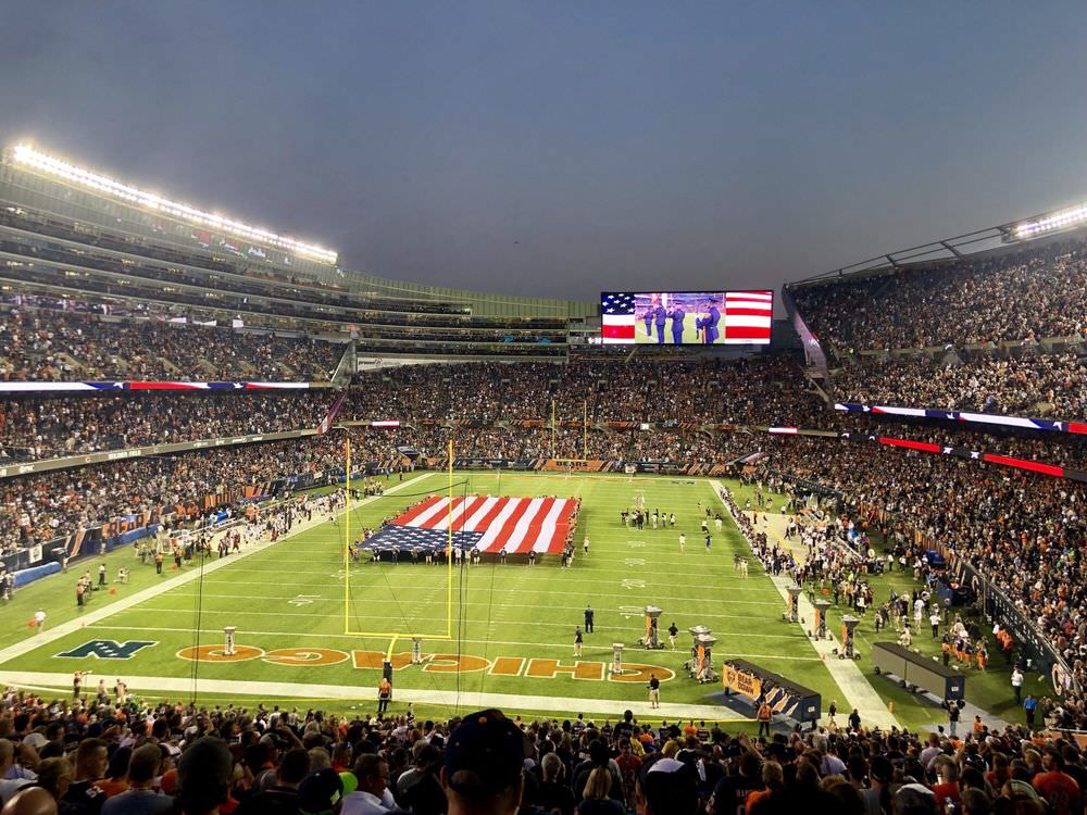 Chicago Bears Playoff Game Tickets