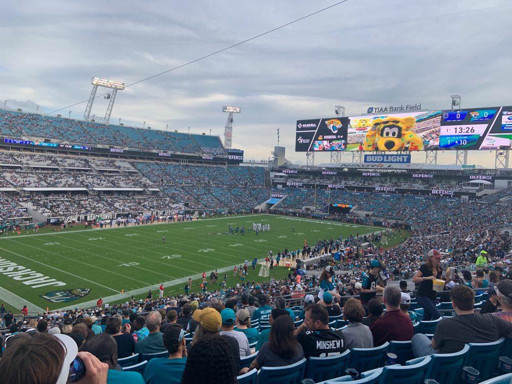 Jacksonville Jaguars Playoff Game Tickets